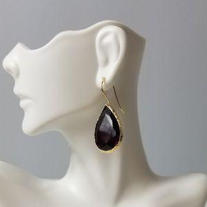 Jewelry - Crystal rhinestones birthstone gemstone earring